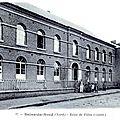 SAINS DU NORD-Ecole du Centre (filles)