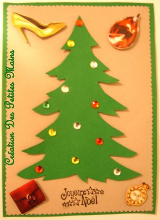 Carte Anne et Mylie Noel A