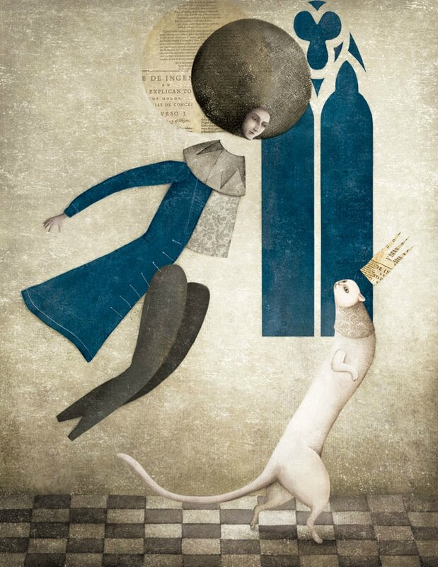 Gabriel Pacheco 1973 - Mexican Surrealist Visionary painter - Tutt'Art@ (18)