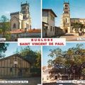 Saint Vincent de Paul, Buglose, le Berceau