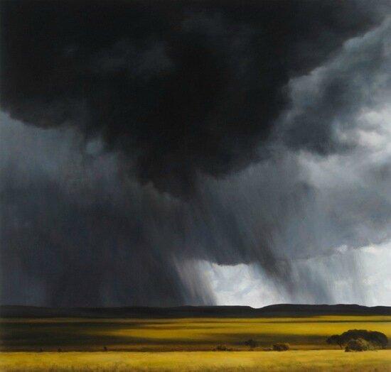 April Gornik-StormRainLight2013