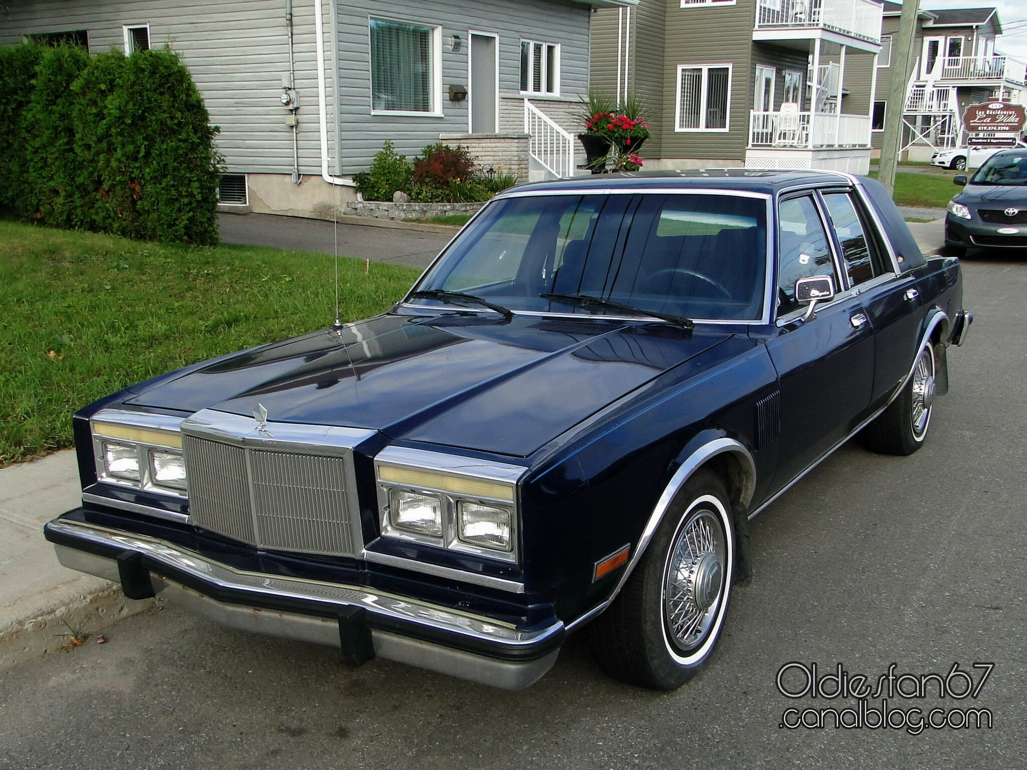 Chrysler Fifth Avenue 1983 1989 Oldiesfan67 Quot Mon Blog Auto Quot