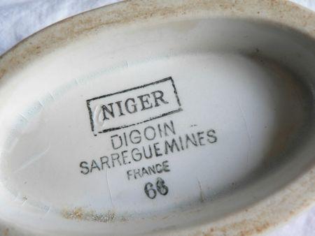 Sucière Niger estampille