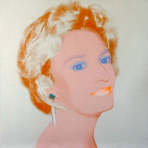 Unseen early work by Warhol to make public debut at Masterpiece London 2015