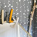 lily,prenom decoratif,poc a poc,decoration de chambre,decoration murale,chambre enfant 2