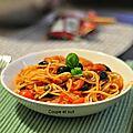 Spaghettis à la calvaise
