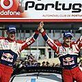 Rallye du portugal. hirvonen : un coup pour rien