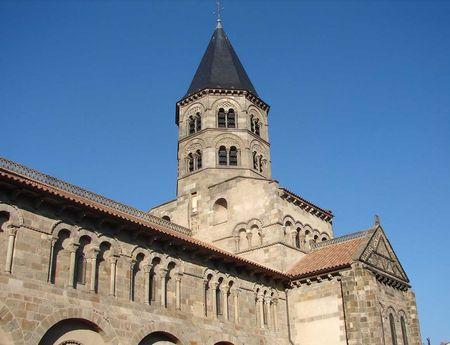 La basilique notre dame du port l ext rieur lieux sacr s - Basilique notre dame du port ...
