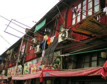 architecture Vieux Shanghai