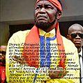 Kongo dieto 2941 : la punition divine !