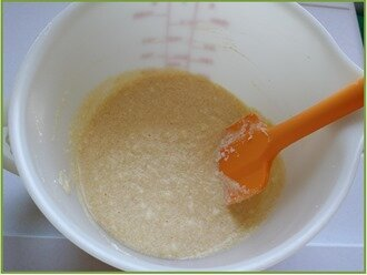 cocotte de poire, crème d'amandes et pistaches13