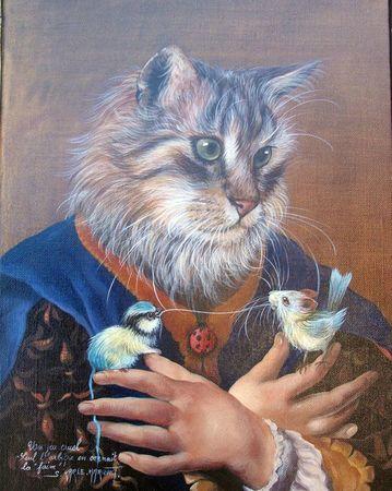 Les chats de Sylvia Karle-Marquet (3)