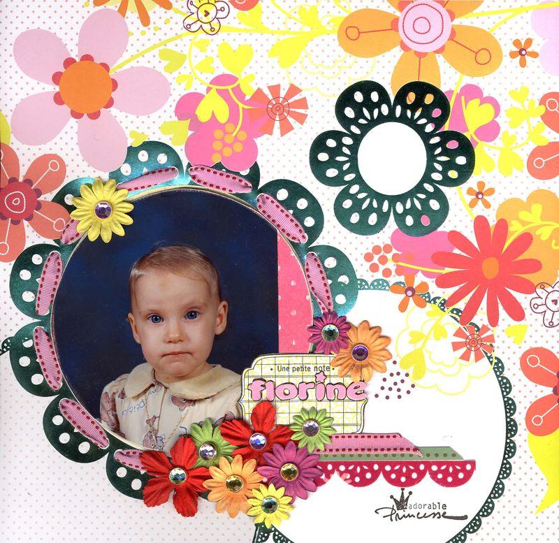 Florine, adorable princesse
