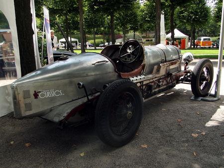CHRYSLER 80 L Speedster 1927 Classic Gala de Schwetzingen 2010 2