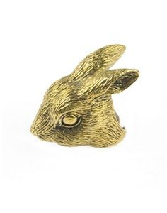 lbague lapin bronze