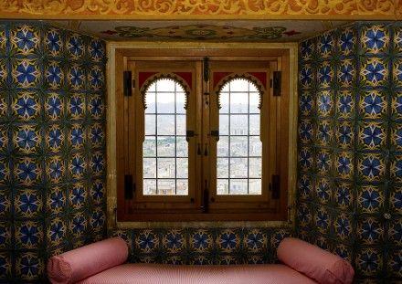 La chambre turque de la villa medici alain r truong - Villa medicis rome chambres ...