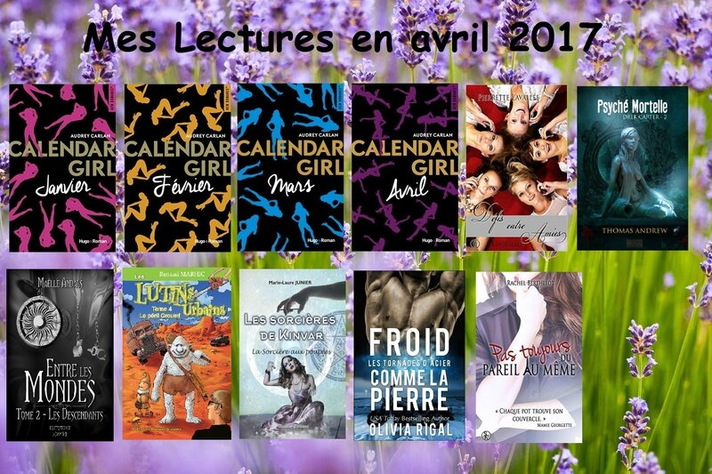 mes lectures avril 2017
