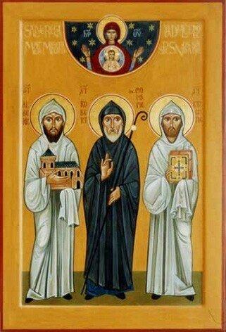 Saints Fondateurs de l'Ordre de Citeaux