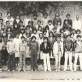Classe de 2nd c : 1978 - 1979