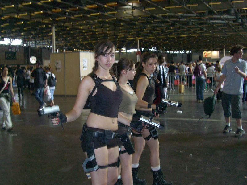 Lara Croft bis