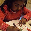 Cony dibujando