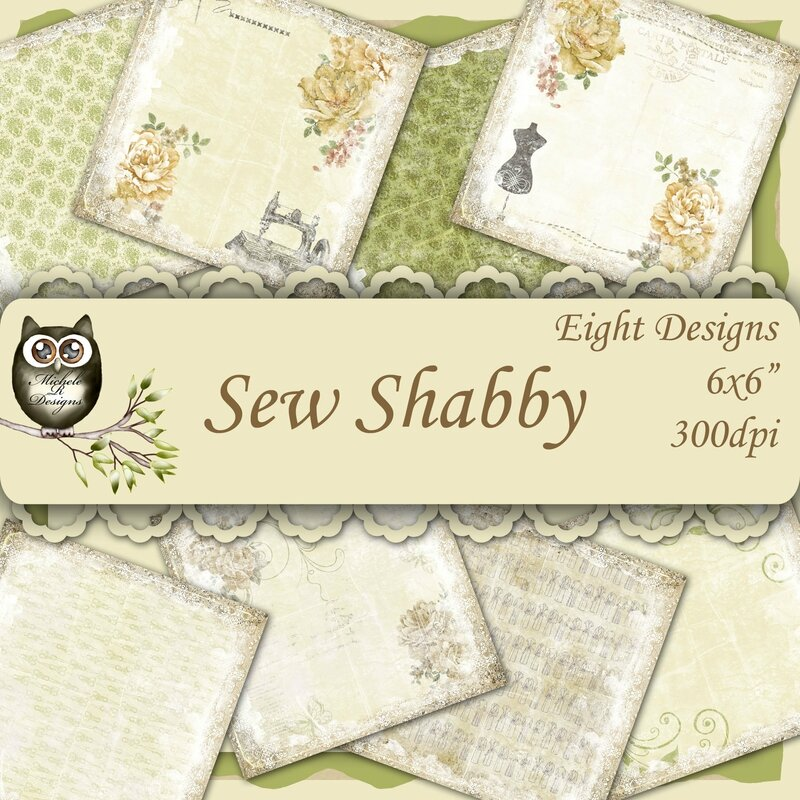 Sew Shabby Front Sheet