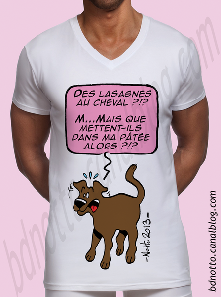 Tshirt 09 - Chien