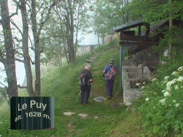 hameau isolé Le Puy