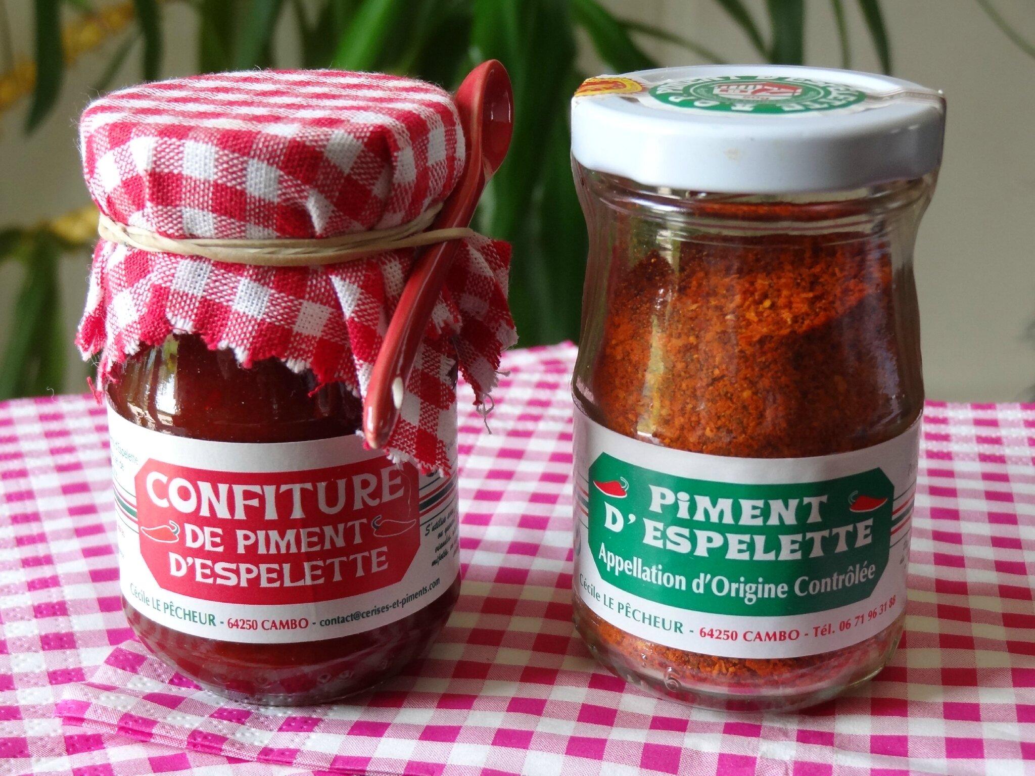 Partenariat 27 cerises et piments la cuisine de nelly - Graine de piment d espelette ...
