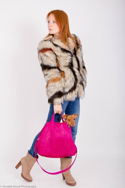 ikks jacket -lilu bag-4381