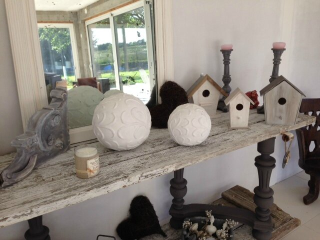 Les travaux se terminent la decoration prend sa hermine for Travaux et decoration