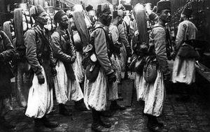 Tirailleurs Algériens 1914