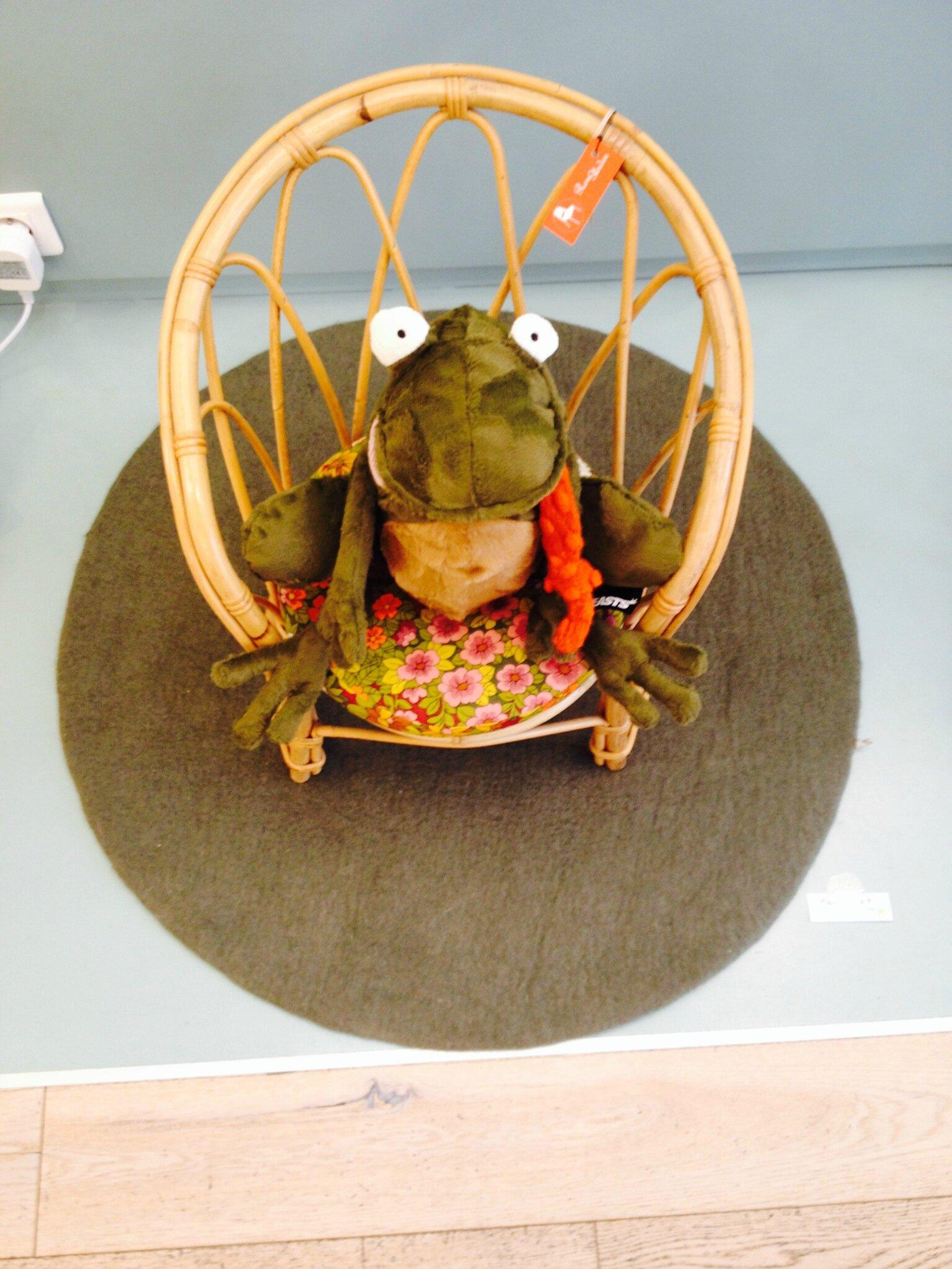 la grenouille au fauteuil - Fauteuil Grenouille