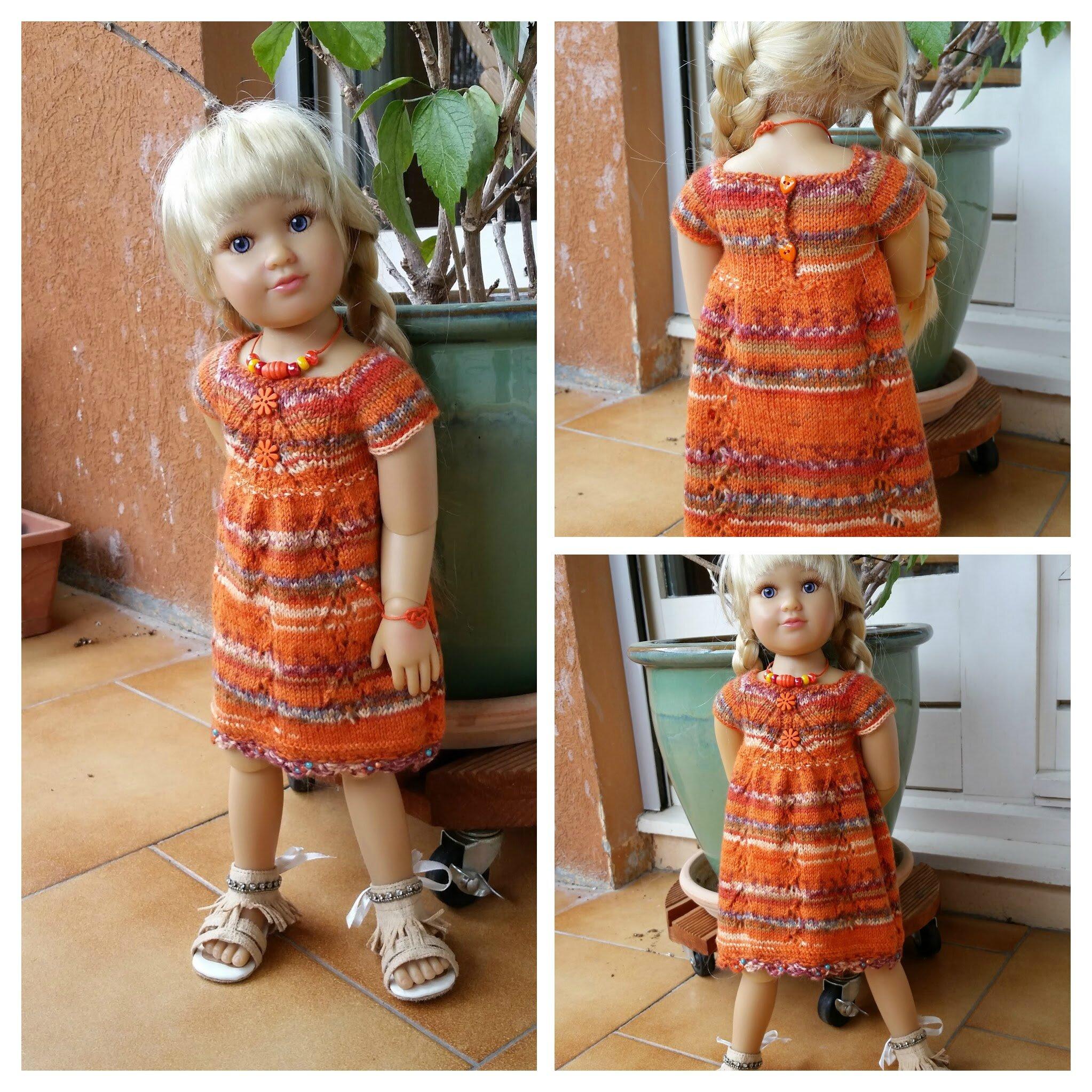Petite robe pour Erika