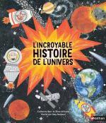 L'incroyable histoire de l'Univers couv
