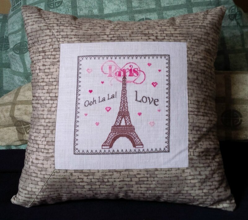 Coussin Paris