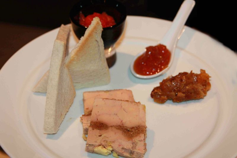 Terrine de foie gras maison c 39 est tellement meilleur - Decoration assiette de foie gras photo ...