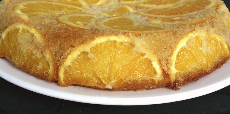 Gateau a l orange facile