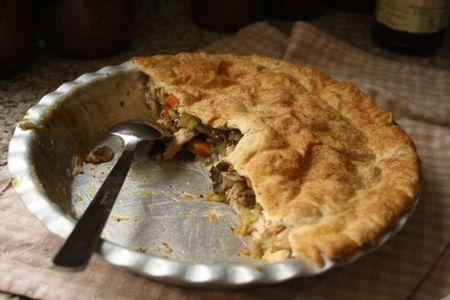 Cake Sal Ef Bf Bd Au Poulet Et Mozzarella