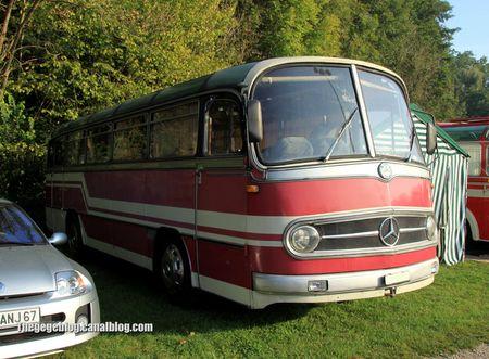 Mercedes 321 (30 ème Bourse d'échanges de Lipsheim) 01