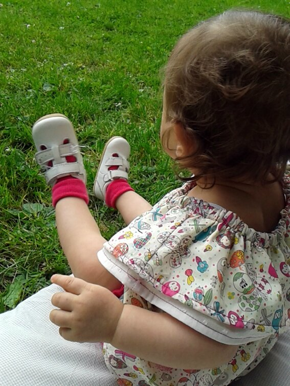 Tenue cookie et cupcake Lou&me12M 1-4