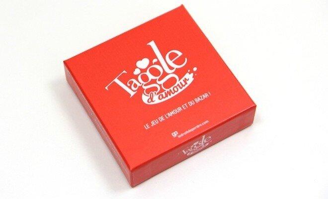 Boutique jeux de société - Pontivy - morbihan - ludis factory - Taggle d'amour