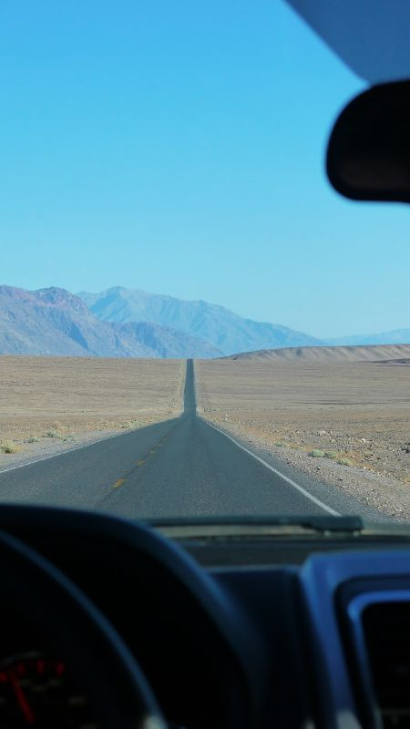 Californie;death valley;USA;road trip