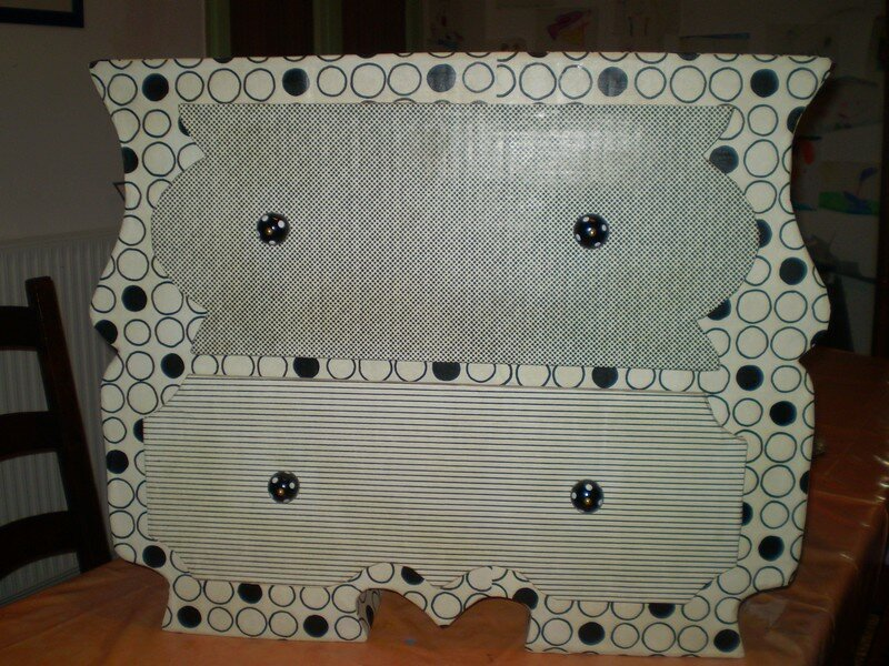 commode 70's
