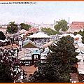 FOURMIES-Ducasse vers 1910