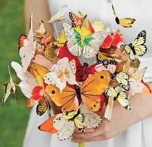 bouquet papillon