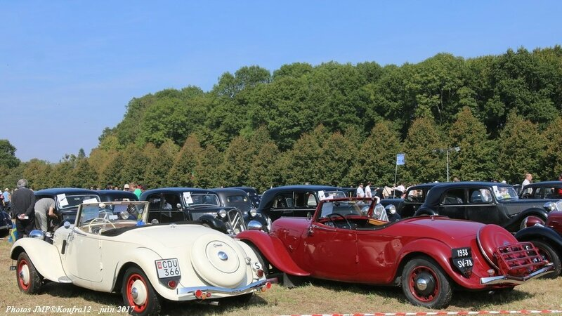 Photos JMP © Koufra12 - Traction avant 80 ans - 00307