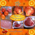 Sorbet orange sanguine pour essayer !