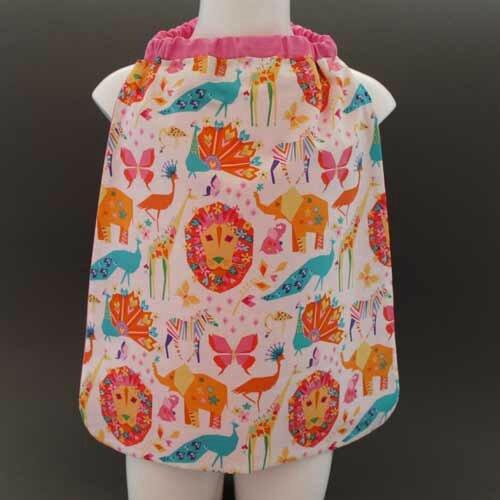 Nouvelle serviette de table cou élastiqué Lilooka pour enfants : Animaux