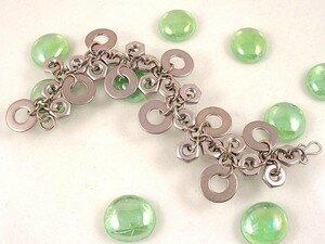 Bracelet Quincaillerie en inox